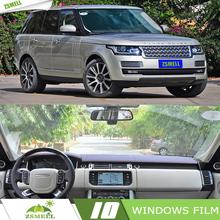 Good quality car window tinting film with 70%-90% IR privacy window static cling film