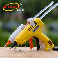 New 20W High Power Electric Heating Hot Melt Glue Gun Sticks+Free 10Glue Sticks
