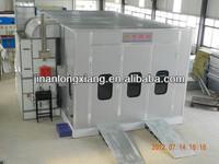 equipment used in painting industry vehicle spray booth auto body painting chamber car microwave oven