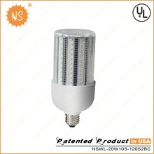 UL VDE listed dusty and bugs prevention 2600lm IP64 20W led corn bulb