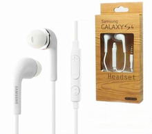 High quality samsung earphone for samsung with volume control and mic
