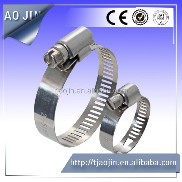 High pressure hose automotive clamps buy