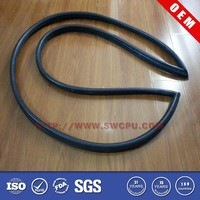 Best selling customized urethane rubber strip