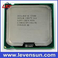 INTEL CORE 2 DUO E7400 2.8GHz 3MB SLGW3