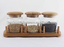 cozinha vasilha de vidro conjunto