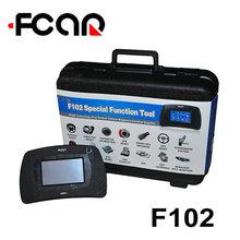 diagnósis de OBD2, mercedes benz, volvo, audi, toyota, nissan, Programación de teclas, FCAR F102 diagnósis de coches