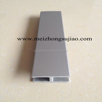 plastic kitchen cabinet baseboard joint connector, pvc plinth corner