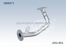 JOG 50 / 3KJ Front Chrome Motorcycle Scooter Pipe