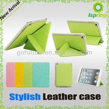 2013 factory supply, custom stylish for ipad mini accessories