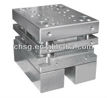 Sizes nail cable clips plastic injection mold (CHSG)