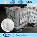 para la industria textil de ácido fórmico fabricación
