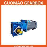 RV series Single Output Shaft mechanical gearbox worm gear speed reducer used for lifting