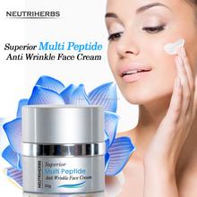 OEM Cosmetics skin care best anti wrinkle matrixyl300 argireline Anti Aging aloe vera forever living products due whitening crea