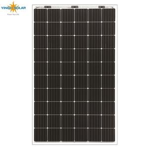 YINGLI all'ingrosso 24 v 500 w 1kw 250 w 300 watt 330 watt pannello solare nel prezzo india