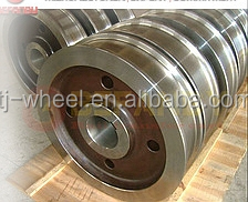Europe standard tyres for light rail street car truck rim and tires