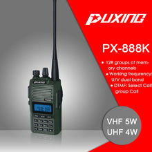 PUXING PX-888K DUAL BAND TRANSCEIVER RADIO 5 TONE
