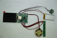 2.4 inch tft lcd advertising display