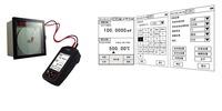 measure calibrator of temperature sensors pt100 s b j k