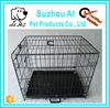 """Pet 24"""" Folding Pet Crate Kennel Wire dog Cage for Sale Cheap"""