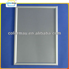Commercial advertising,edge-lit,double sided poster frame