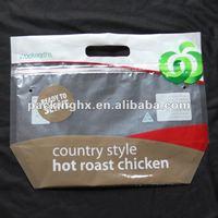 Food grade roast chicken packaging bags