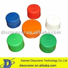 Custom design injection mold for injection molded plastic colorful bottle caps