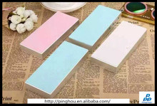 New Arrival fashion power bank 20000mah for girls gift