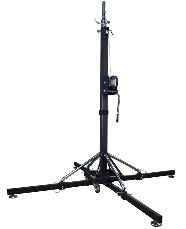 Professional Stage Ground Lighting Stand LS012