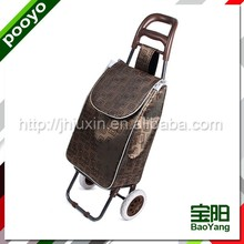 strong shopping trolley bag 2u rack mount cabinet