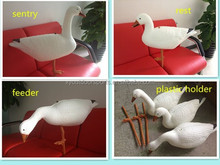 XPE foam goose type decoys /hunting decoys snow goose type