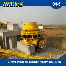 Chinese WANTE Professional stone crusher price,Spring Cone Crusher