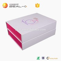 Efficient Professional Team Packaging Items Supplier in China Dress Storage Box Customized Folding Gift Box