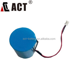 Li-SOCl2 battery size D ER34615M lithium 14500mAh for data logger
