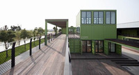 Easy for Installation Environment Modular Container Housing Container House Prefabricated House