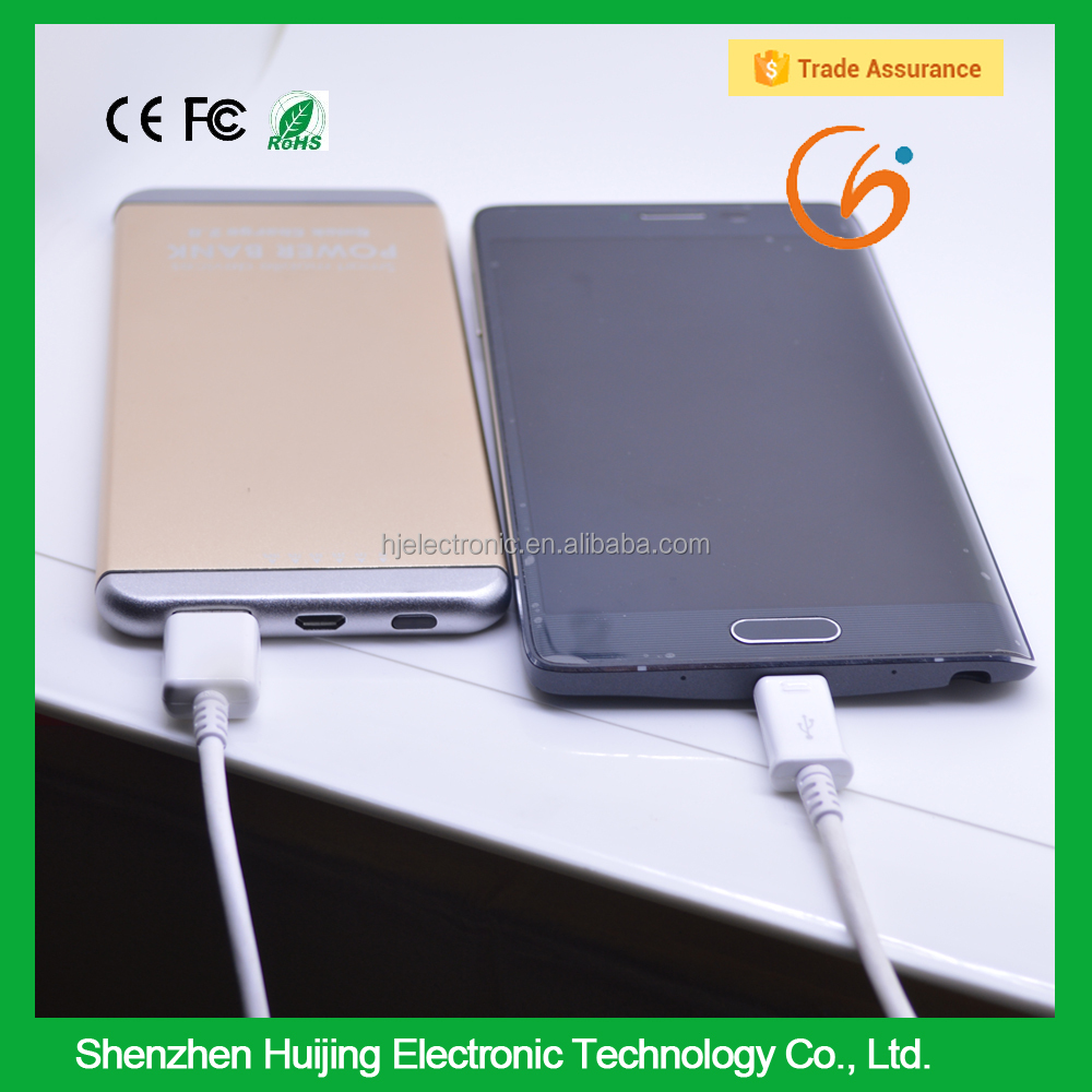 electronic gadgets new for 2015 quick charge power bank