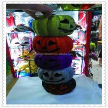 craft wholesale glitter artificial pumpkins 2015