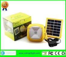 Cobright Rechargeable Solar Led Camping Light/camping Solar Lantern/camping Solar Charger