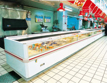 Hot sale low price commercial meat refrigerator showcase brands from commercial refrigerator manufacturers