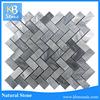 Top quality decorative Granite Mosaic Veneer stone mould for sale