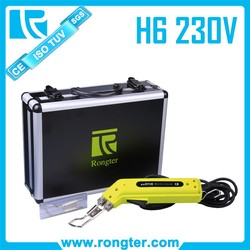 High Power Textile Nylon Electric Hot Knife Fabric Cutter