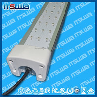 Greenhouse Grow Led Lights for Vegetative and Medical Plant / Waterproof Led Grow Lights in Long Tube Shaped