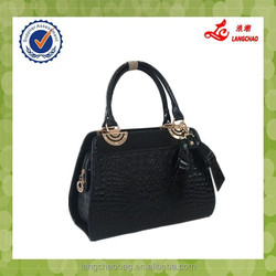 2015 NEW PRODUCTS LEATHER LUGGAGE CHINA SUPPLIER LADY BAGS