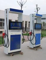 oil station fuel dispenser