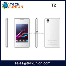 T2 3.5inch Capacitive lastest import mobile phones from China cell phone
