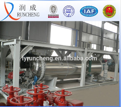 stainless steel shell-and-tube steam heat exchanger/steam heat exchanger pressure vessel