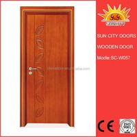 China supplier vented heavt duty bedroom door SC-W057