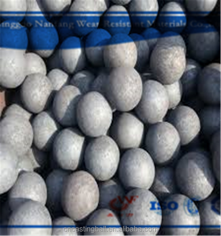 С высоким содержанием хрома литья шары для углем электростанции