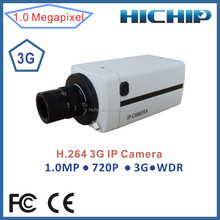 Digital Camera H264 cmos 3G mini wireless ip camera with WCDMA and SD card