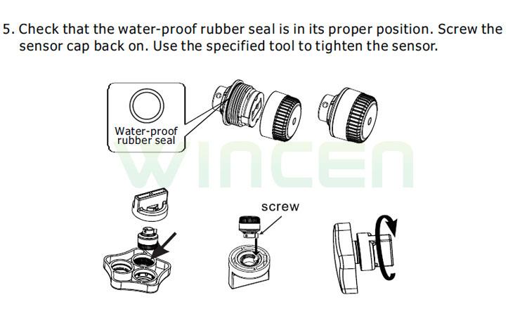installing of external sensor (4)