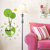 GLM-T001 Planet Green DIY Removable Wall Sticker